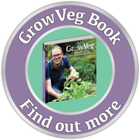 New GrowVeg Book - Find Out More