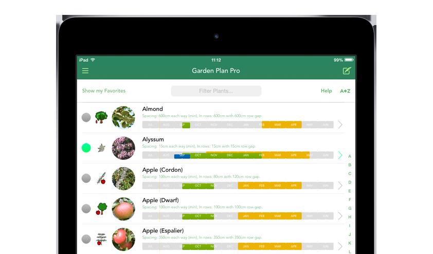 Vegetable Garden Planner and Garden Design Software